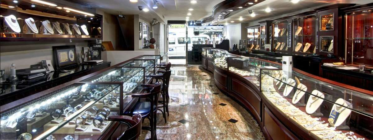 diamond jewellery store