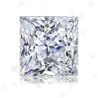 a princess cut diamond