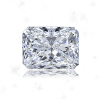 a radiant cut diamond
